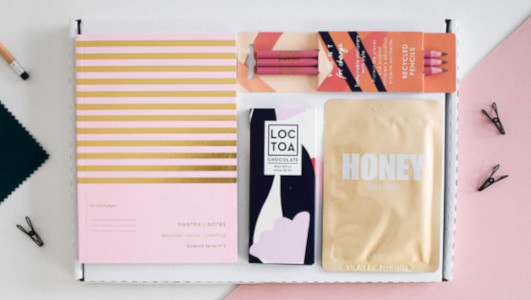 "'We get the gifts… you get the glory."" www.shop.thelondonmother.net BOXD is a new online shop selling curated gift boxes for teens and tweens, founded by Mads Panchoo, Editor of online […]"