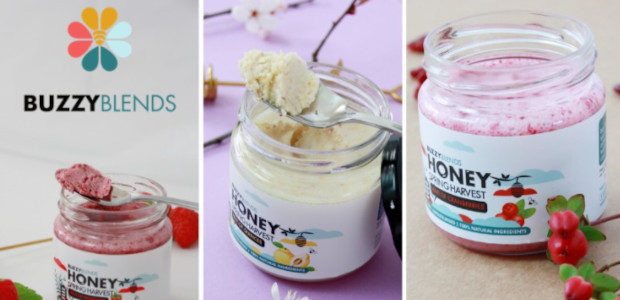 Innovatuive >> Buzzy Blends brings honey to the table with a tasty twist! www.buzzyblends.co.uk For 20% off use code: club20 Buzzy Blends brings honey to the table with a tasty […]