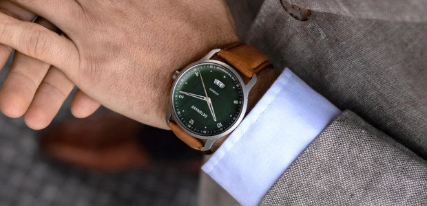 Detomaso Watches combine an award-winning design, a precision movement by Seiko, and handmade Italian leather bands. Our Green Viaggio Automatic was featured in Sports Car Market as a highlighted product […]