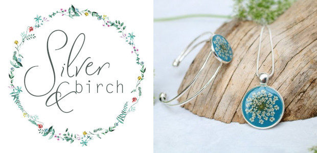 Silver & Birch Design… gifts lovingly crafted in the New Forest, England by artist Helen Lack inst@silverandbirch Handcrafted in the New Forest, using real flowers and make excellent unique gifts. […]