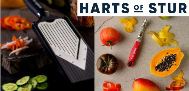 Perfect Christmas Gifts From Microplane (hartsofstur.com) Microplane (available from hartsofstur.com) • NEW Adjustable V-Blade Slicer – the compact Mandolin offers two slicing options, from paper-thin to thick (RRP £49.95) • […]