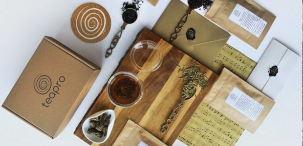 For Christmas give the gift of education! Teapro the Educational Tea Subscription! Teapro – a premium loose leaf tea subscription! www.teapro.co.uk      Teapro turn tea lovers into teapros, by […]