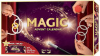 Magic Advent Calendar Find A Magic Trick Behind Every Door ! Find behind every door a magic trick Easy to perform tricks for all ages Celebrate Christmas with Magic Total […]