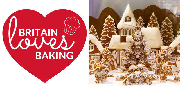 Christmas Emporium Now Open! Bake Your Way to Chriatmas Heaven with this spectacular festive selection! Its So Easy To Bake with www.britainlovesbaking.com! Baking Boxes, Books, Baking Accessories, Gift Vouchers!! See […]