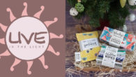 Naturally great gifts for the home! A seasonal selection from Live in the Light Live in the Light – the online natural and organic lifestyle store – have put together […]