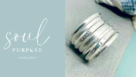 Personalised silver jewellery, handmade in the UK. Made with soul, made with purpose, wear with love x… www.soulpurposejewellery.com
