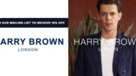 Harry Brown London are offering a 30% discount on their full range of tailored menswear from Wednesday 18th November until Monday 30th November. See more and buy at www.harrybrownlondon.com British […]