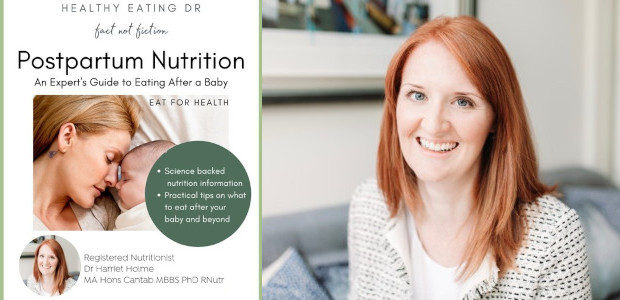 Postpartum Nutrition: An Expert's Guide to Eating After A Baby Are you looking for science backed information on how to master eating for your health after you have a baby, […]