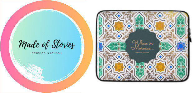 Where would you love to travel this year? Marrakech, Bali, Rio or Santorini? www.madeofstoriesshop.com Made Of Stories have brought incredible travel stories to life with custom-made garments designed in London. […]