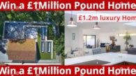 MILLION POUND PROPERTY RAFFLE TO HELP RESCUE DOGS : www.winyourdream.com * £1m luxury house raffle + £25,000 cash prizes, closing Dec 31st (draw Jan 6th) * Organised & promoted by […]