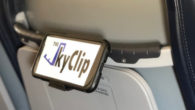 The SkyClip – Made for the Air – Use it Anywhere SkyClip+ (www.theskyclip.com) Tired of holding your phone on the plane and getting stiff neck? Just attach the SkyClip to […]