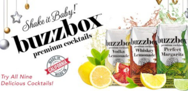 buzzbox Premium Cocktails Now Available For Online Purchase! buzzbox.com