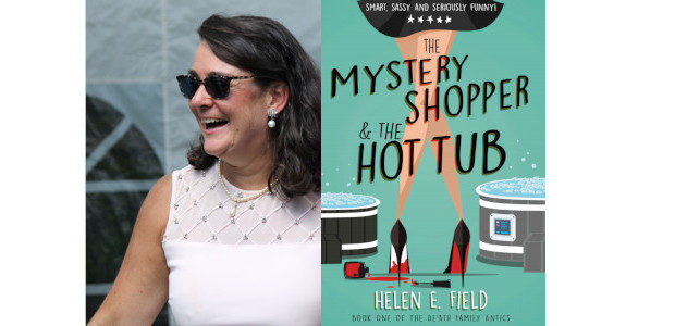 The Mystery Shopper & the Hot Tub by Helen E Field 22nd January 2021 Paperback £9.99 Kindle £1.99 Available via Amazon ● A hilarious and irreverent debut novel by a fresh new voice […]