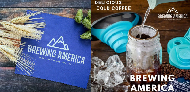 New From Brewing America®… including Cold Brew Coffee Kit in a Mason Jar! www.BrewingAmerica.com Brewing America® released some new products for Mason Jars that are great for coffee lovers and […]