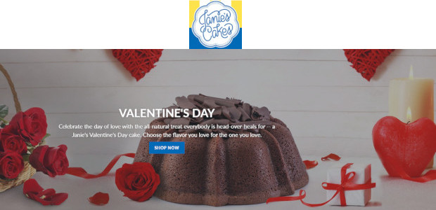 Janie's Cakes janiescakes.com Celebrate the day of love with the all-natural treat everybody is head-over-heels for a Janie's Valentine's Day cake. Choose the flavor you love for the one you […]