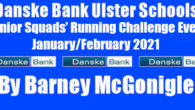 Danske Bank Ulster Schools' Senior Squads' Running Challenge Event – January/February 2021. From Wednesday 27th January to Wednesday 3rd February several senior rugby squads from schools in Ulster will be […]