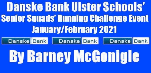 Danske Bank Ulster Schools' Senior Squads' Running Challenge Event – January/February 2021. From Wednesday 27th January to Wednesday 3rd February several senior rugby squads from schools in Ulster will be […]