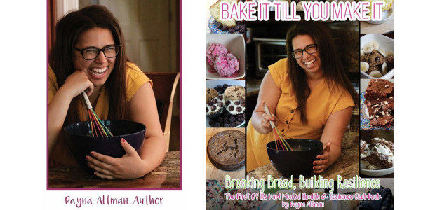 Bake it Till You Make it: Breaking Bread, Building Resilience The First Of Its Kind Mental Health & Resilience Cookbook by Dayna Altman (£3.46) Bake it Till You Make it […]