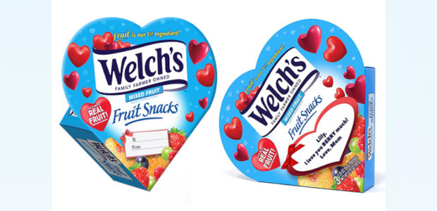 America's #1 Fruit Snack Brand Welch's Launch Fruit Snacks Mixed Fruit Valentine's Day Heart. welchsfruitsnacks.com YOUTUBE | TWITTER | FACEBOOK | PINTEREST | INSTAGRAM Just in time for the holiday […]