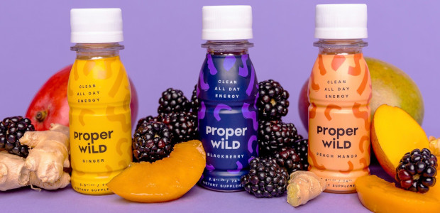 "Proper Wild, a powerful, plant-based energy shot that cares about your health. www.properwild.com Nothing says ""I love you forever"" like supporting your partner's long-term health and wellness. Proper Wild's plant-based […]"