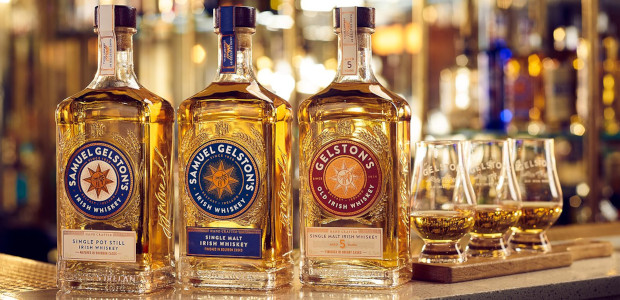 Enjoy the Six Nations Games with Samuel Gelstons Irish Whiskey samuelgelstons.com Gelston's Old Irish Whiskey. A delicious brand which dates all the way back to the 1830s…