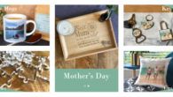 Always Personal mothers day gifts… www.alwayspersonal.co.uk Personalised Photo Collage Mug www.alwayspersonal.co.uk/products/personalised-collage-photo-mug £5.78 What better way to life your Mum's spirits by displaying some of your favourite photos on a mug. […]