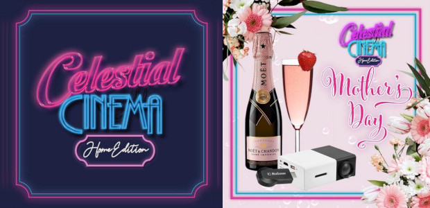 Celestial Cinema Home Edition ! Staying home this Mother's Day doesn't have to be boring >> ccinema.co.uk/pages/home-edition Staying home this Mother's Day doesn't have to be boring. Since lockdown […]