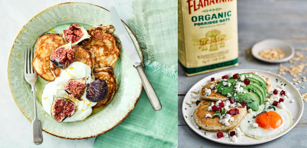 We all deserve to indulge this Pancake Day, but why not keep it #NaturallyGood? Pancake Recipes Here using Flahavan's Oats ! Flahavan's – the UK's leading organic oat brand – […]