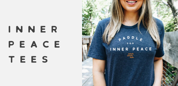 Inner Peace Tees. Over 50% of Inner Peace's customers buy our tees and mugs as gifts! www.innerpeacetees.com Inner Peace design goods and apparel for doers, makers and adventure takers! Their […]