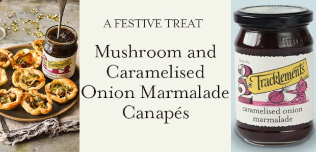 NEW TRACKLEMENTS CARAMELISED ONION MARMALADE Celebrating 50 Years of Tasty Tracklements www.tracklements.co.uk Only top quality, tasty Lincolnshire onions are used to make Tracklements Caramelised Onion Marmalade, along with a wee […]