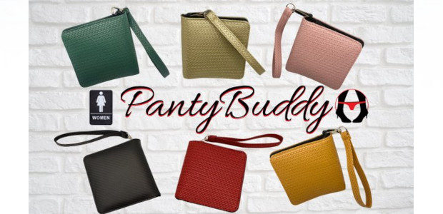 Panty Buddy… an extra hand just when you need it most … pantybuddy.com The PantyBuddy is a wristlet that protects your panties from the germ lurking in public restrooms. It […]