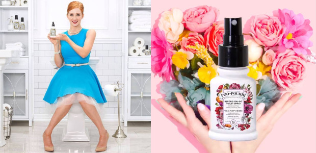 Blooms in the Bathroom this Spring! Introducing the latest vegan, non-toxic home cleaning freshener from Poo-Pourri – Wild Poppy Berry. www.poopourri.co.uk Bring botanical gardens feels to your bathroom this Spring […]
