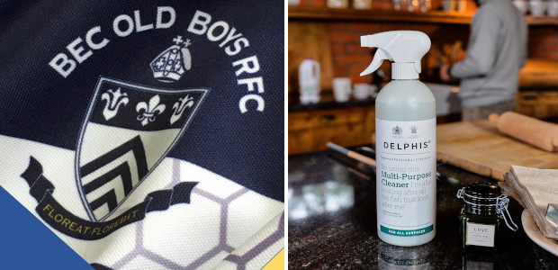 BEC BELLES AIM TO CLEAN UP ON THE RUGBY PITCH WITH NEW SHIRT SPONSOR – DELPHIS ECO delphiseco.com 17 March 2021 – Players for Earlsfield women's rugby club Bec Belles […]