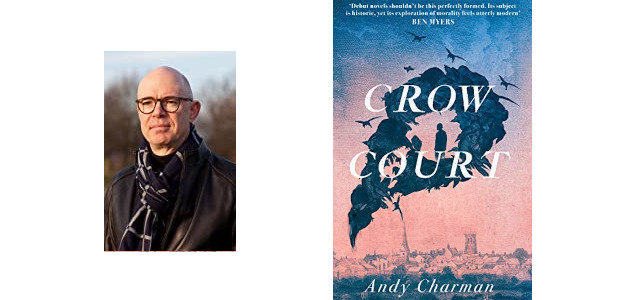 Crow Court by Andy Charman. A stunning debut novel set in Spring, 1840… Crow Court by Andy Charman A stunning debut novel set in Spring, 1840. In the Dorset market […]