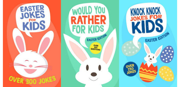 Amazing Easter Themed Books for Little Ones by Riddles & Giggles. Available at www.amznpromo.com/k/easter-joke-book-series Easter Knock Knock Joke Book for Kids: Easter Basket Stuffers for Kids and Tweens. Easter Gifts […]