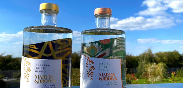 Martin & Brown Botanic Distillates use a base spirit produced from Sugar Beet grown in the fields of East Anglia, which is then distilled in an artisan copper still to […]