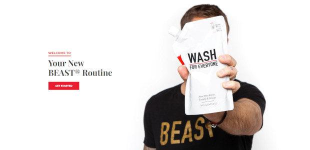 Get Beast®… As temperatures rise, nothing cools you down after a workout or game better than their Yawp All-in-1 Beast Wash. www.getbeast.com As temperatures rise, nothing cools you down after […]