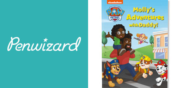 Penwizard love Father's Day so much they created books with customizable child and father figures so kids can star in a story alongside dad (or grandpa)! penwizard.com Penwizard a book […]