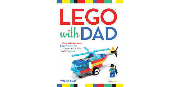 Lego with Dad: Creatively Awesome Brick Projects for Parents and Kids to Build Together ! On Amazon! See more and buy at these links https://rockynook.com/shop/print/lego-with-dad/ https://www.amazon.com/Lego-Dad-Creatively-Projects-Together/dp/1681985861 Break out the bricks, […]