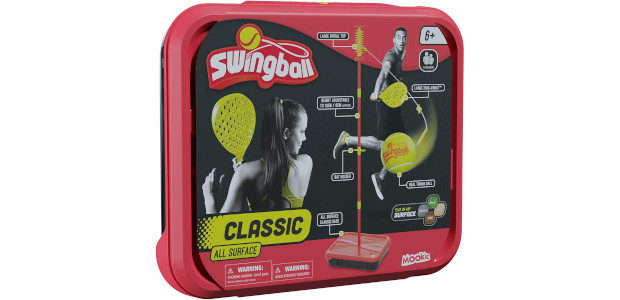 Swingball 7287 Classic All Surface, Red & Yellow It's the classic game we all know and love with a brand-new look! The Classic All Surface Swingball is a high energy […]