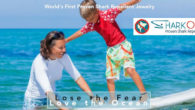 Afraid of Shark attacks at the beach! Check this out > Shark OFF, makes shark repellent jewelry. Yup, that's right. There IS something that repels sharks. thesharkoff.com Shark OFF, makes […]
