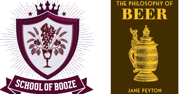 The Philosophy of Beer by Jane Peyton… This fascinating insight spans the earliest evidence of beer 13,000 years ago & how can there by 150 styles! >>> school-of-booze.com Have you […]