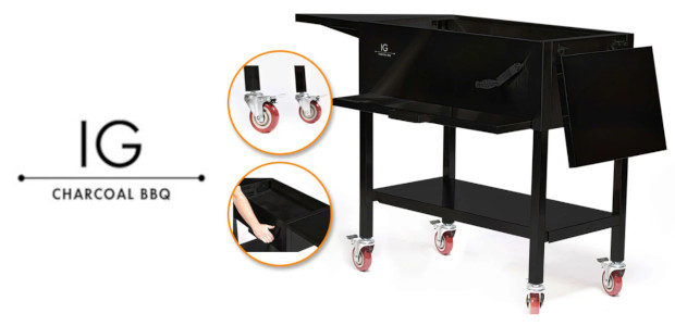 An outdoor product that is perfect for holidays and everyday si the IG Charcoal BBQ (https://igbbq.com/). This grill offers many features that any grilling enthusiast would love such as a […]