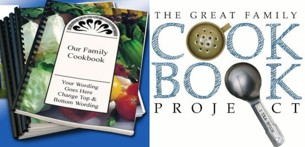 Family Cookbook Project… Here is an interesting idea for Father's Day Gifting – a personal cookbook filled with dad's favorite recipes and photos. Imagine having all of his favorite recipes […]