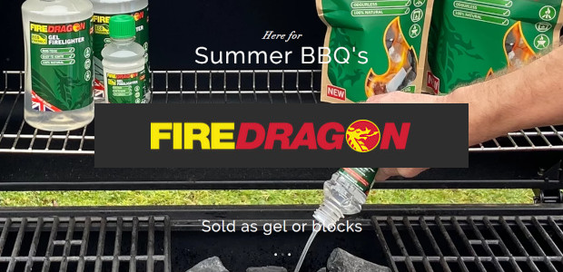 All Prepped for BBQ Season with ther FIREDRAGON firelighter range… firedragonfuel.com (Great Father's Day Gift Too!) Fire Dragon is a environmentally friendly solid fuel. It is born out of a […]