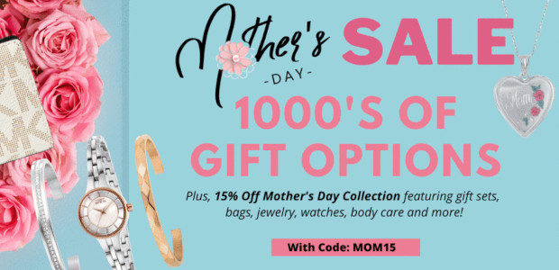My Gift Shop have amazing items available at 15% off for Mother's Day find out more and buy @ www.mygiftstop.com Every day is a gift. However small, we like to […]
