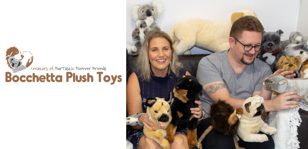 FurTastic Friends by Bocchetta Plush Toys… wonderful substitute emotional support animals… beautiful gifts for that very special loved one… bocchettaplushtoys.com Unique, quality, lifelike, machine-washable plush toy stuffed animal companions, designed […]