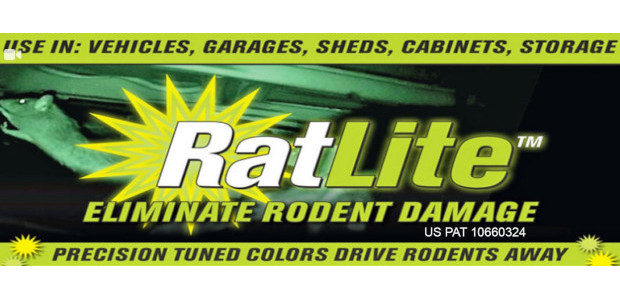 The RatLite™ is a revolutionary product that repels rats and other vermin away from your automobile engine and other confined spaces. www.ratlite.com RatLite uses advanced light technology to keep rats […]