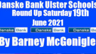 Danske Bank Ulster Schools' Round Up Saturday 19th June 2021 Foyle and Londonderry College travelled to play Ballymena Academy in U17 and U13 games on Wednesday 16th June. The U17 […]