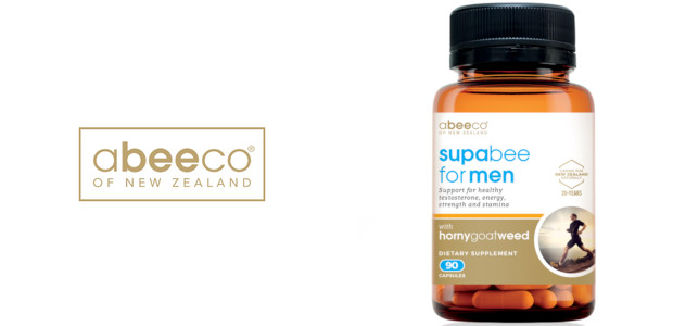 """supabee for men … Support for healthy testosterone, energy, strength and stamina… abeeco.com About Abeeco NZ """"With 20+ years in the health & wellness industry we have a passion for […]"""